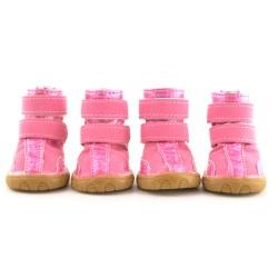 """Сапожки """"Dendy"""", розовые, JML"""