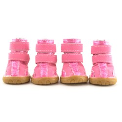 "Сапожки ""Dendy"", розовые, JML. Размер 6-8"