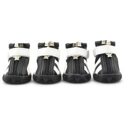 """Ботинки """"Спорт"""", черные, JML. Размер 6-12"""