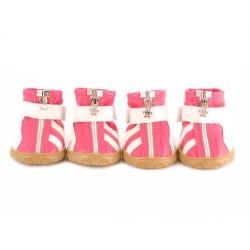 "Ботинки ""Спорт"", розовые, JML. Размер 6"