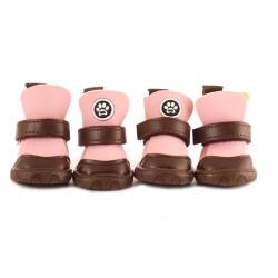 """Ботинки """"Полли"""", розовые"""