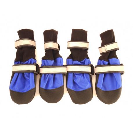 """Ботинки на мягкой подошве """"Форест"""", синие"""