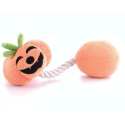 """Игрушка """"Веселая тыква"""", оранжевая"""