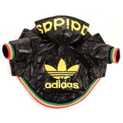 """Куртка """"Adidas"""", черная"""