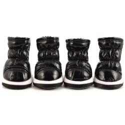 """Ботиночки """"Дутики"""", черные"""