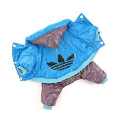 """Комбинезон """"Adidas"""", голубой"""