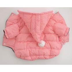 "Куртка ""Гномик"", розовая"