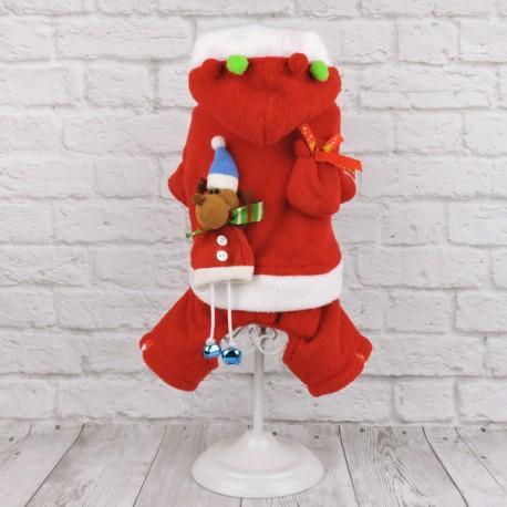 """Костюм """"Санта Клаус"""", с поясом"""
