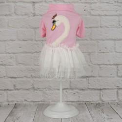 """Платье """"Балерина"""", розовое"""