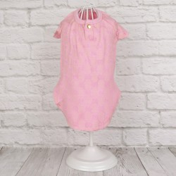 "Рубашка ""Sunny"",  Gucci, розовая"