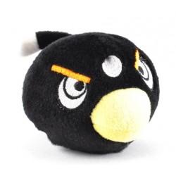 """Игрушка """"Angry birds"""", черная"""